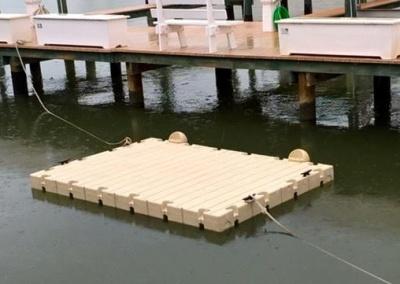 dock sections ezdocktampa
