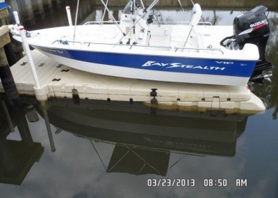 drive on dock ezdock tampa