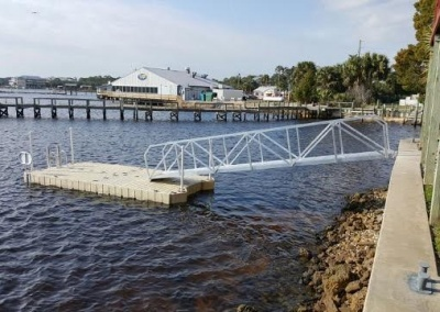 dock section ezdock tampa