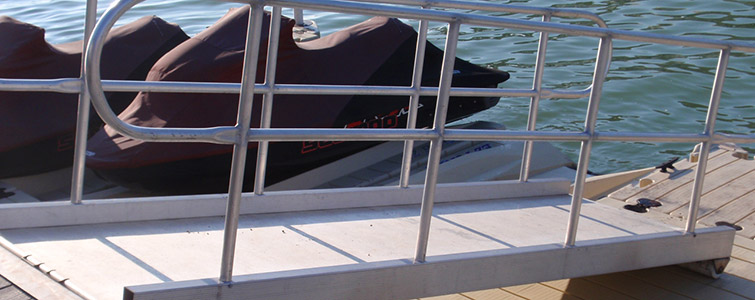 railings ezdocktampa