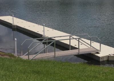 dock section ezdocktampa